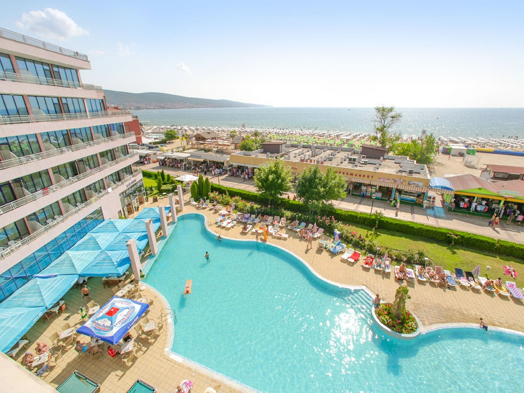 Unike Hotell - All Inclusive med Nazar RW-01