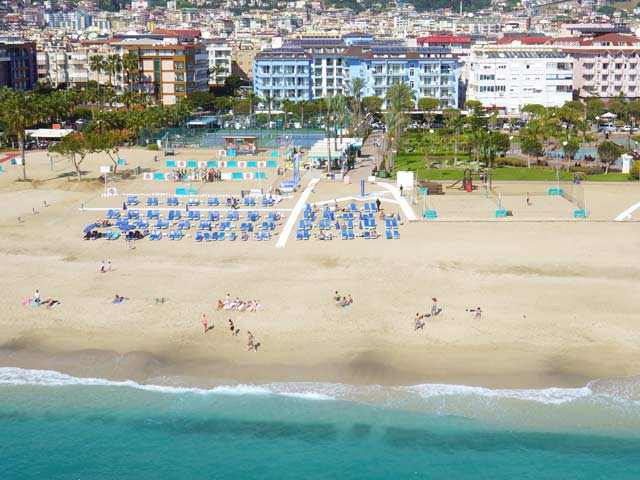 hotell all inclusive med nazar